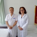 Massage chinois Tui Na à Pékin - Dongzhimen Hospital - Sophie Bouvier